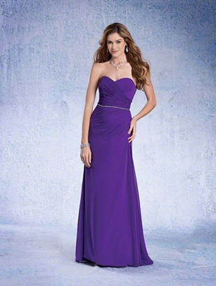 Alfred Angelo Bridesmaids: Alfred Angelo 7357L
