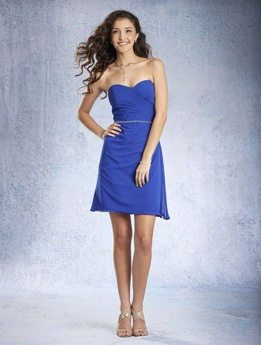 Alfred Angelo Bridesmaids: Alfred Angelo 7357S