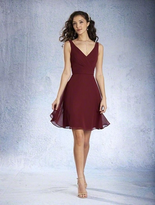 Alfred Angelo Bridesmaids: Alfred Angelo 7359 S