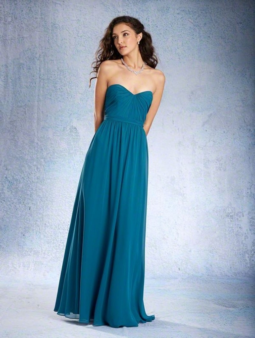 Alfred Angelo Bridesmaids: Alfred Angelo 7361L