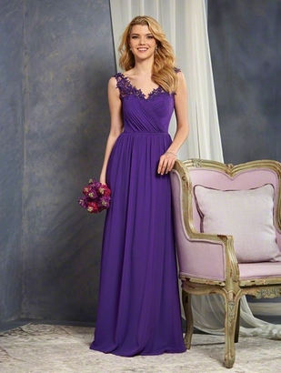 Alfred Angelo Bridesmaids: Alfred Angelo 7365 L