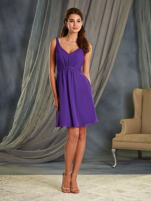Alfred Angelo Bridesmaids: Alfred Angelo 7366 S