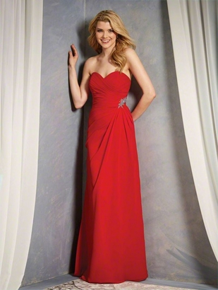 Alfred Angelo Bridesmaids: Alfred Angelo 7367 L