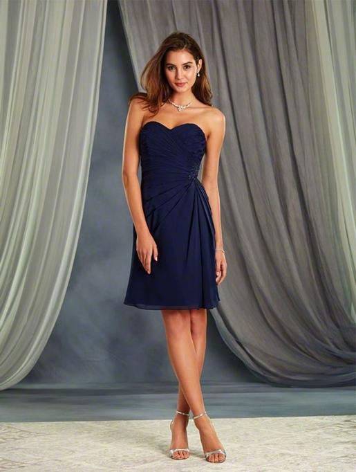 Alfred Angelo Bridesmaids: Alfred Angelo 7367 S
