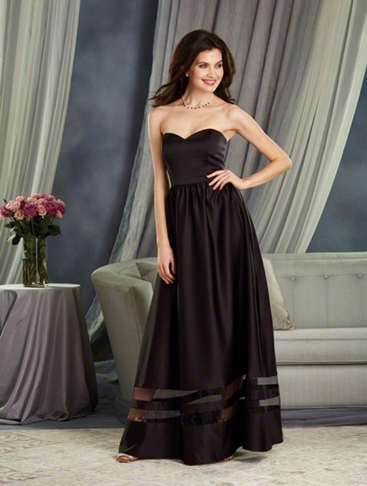 Alfred Angelo Bridesmaids: Alfred Angelo 7368L