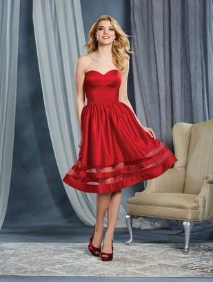 Alfred Angelo Bridesmaids: Alfred Angelo 7368S