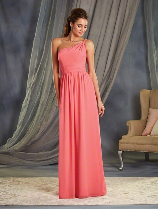 Alfred Angelo Bridesmaids: Alfred Angelo 7369 L