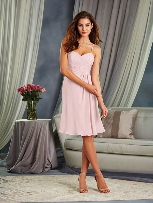 Alfred Angelo Bridesmaids: Alfred Angelo 7373 S