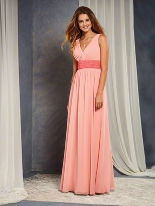 Alfred Angelo Bridesmaids: Alfred Angelo 7375 L