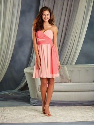 Alfred Angelo Bridesmaids: Alfred Angelo 7376 S