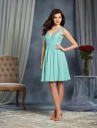 Alfred Angelo Bridesmaids: Alfred Angelo 7377 S