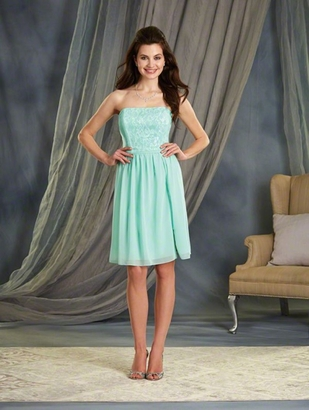 Alfred Angelo Bridesmaids: Alfred Angelo 7378 S