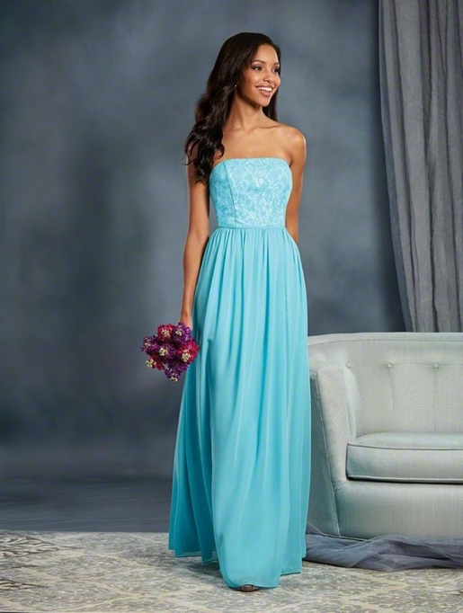 Alfred Angelo Bridesmaids: Alfred Angelo 7378L