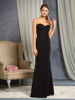 Alfred Angelo Bridesmaids: Alfred Angelo 7381L