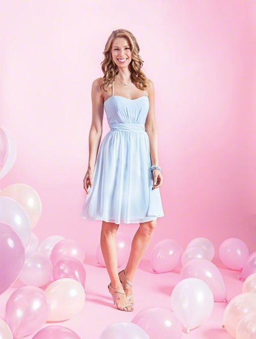 Alfred Angelo Bridesmaids: Alfred Angelo 7383 S