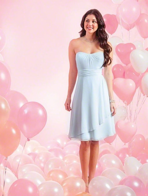 Alfred Angelo Bridesmaids: Alfred Angelo 7384 S