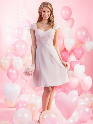 Alfred Angelo Bridesmaids: Alfred Angelo 7385 S