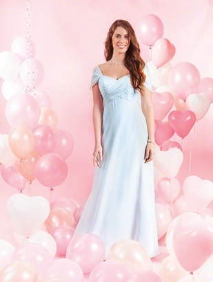 Alfred Angelo Bridesmaids: Alfred Angelo 7385L