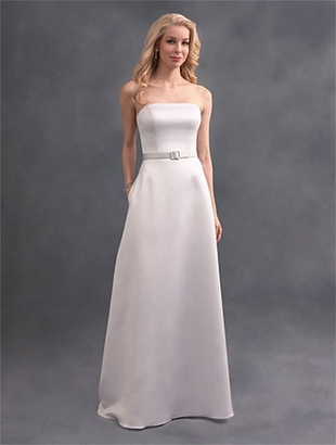 Alfred Angelo Bridesmaids: Alfred Angelo 7389 L