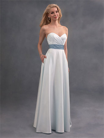 Alfred Angelo Bridesmaids: Alfred Angelo 7391 L