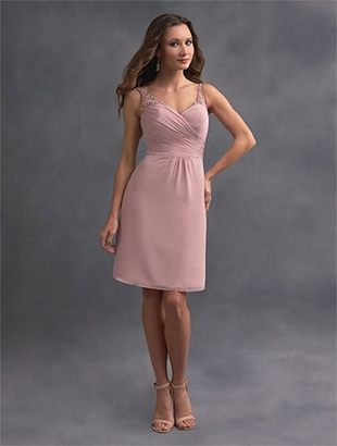 Alfred Angelo Bridesmaids: Alfred Angelo 7399 S
