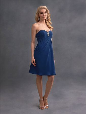 Alfred Angelo Bridesmaids: Alfred Angelo 7400 S
