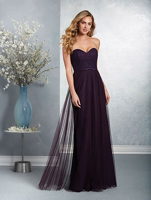 Alfred Angelo Bridesmaids: Alfred Angelo 7409 L