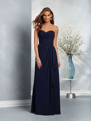 Alfred Angelo Bridesmaids: Alfred Angelo 7411 L