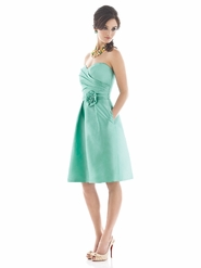 Alfred Sung Bridesmaid Dresses: Alfred Sung D 498