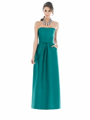 Alfred Sung Bridesmaid Dresses: Alfred Sung D 511
