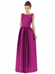 Alfred Sung Bridesmaid Dresses: Alfred Sung D519
