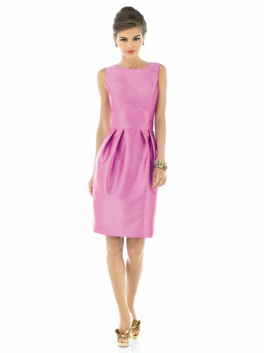 Alfred Sung Bridesmaid Dresses: Alfred Sung D522