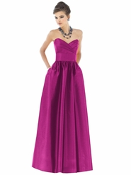 Alfred Sung Bridesmaid Dresses: Alfred Sung D541