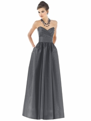 Alfred Sung Bridesmaid Dresses: Alfred Sung D543