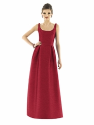 Alfred Sung Bridesmaid Dresses: Alfred Sung D565