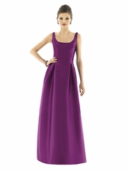 Alfred Sung Bridesmaid Dresses: Alfred Sung D567
