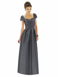 Alfred Sung Bridesmaid Dresses: Alfred Sung D577