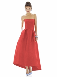 Alfred Sung Bridesmaid Dresses: Alfred Sung D583