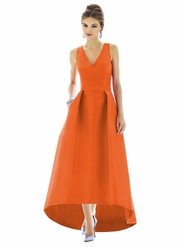 Alfred Sung Bridesmaid Dresses: Alfred Sung D587