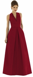Alfred Sung Bridesmaid Dresses: Alfred Sung D611