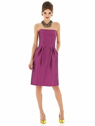 Alfred Sung Bridesmaid Dresses: Alfred Sung D614