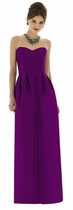 Alfred Sung Bridesmaid Dresses: Alfred Sung D619