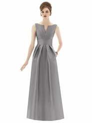 Alfred Sung Bridesmaid Dresses: Alfred Sung D655