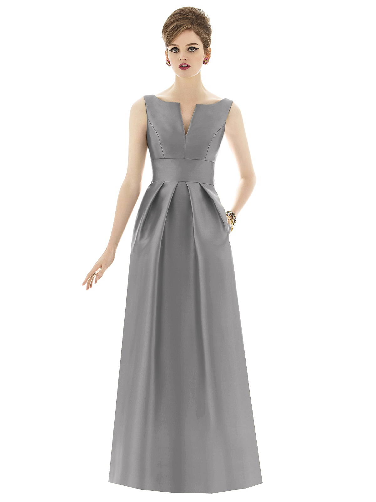 ALFRED SUNG BRIDESMAID DRESSESALFRED SUNG DRESSES D 655THE DESSY ...
