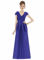 Alfred Sung Bridesmaid Dresses: Alfred Sung D657