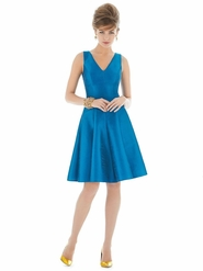 Alfred Sung Bridesmaid Dresses: Alfred Sung D662