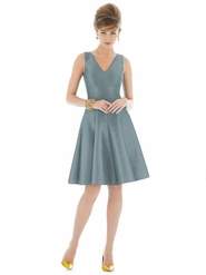 Alfred Sung Bridesmaid Dresses: Alfred Sung D664
