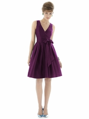 Alfred Sung Bridesmaid Dresses: Alfred Sung D668
