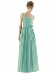 Alfred Sung Bridesmaid Dresses: Alfred Sung D669