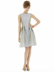 ALFRED SUNG BRIDESMAID DRESSES: ALFRED SUNG D679